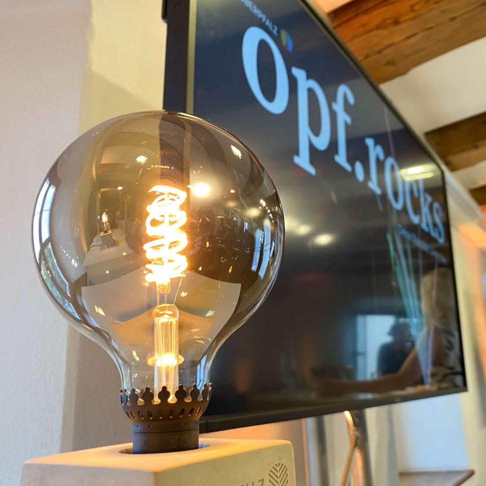 opf.rocks - Deine Oberpfalz.Deine Idee. Unter diesem Motto veranstaltet das Oberpfalz Marketing einen Ideenwettbewerb.